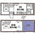 ヴァンテジオ目黒uno / 1LDK(40.18㎡) 部屋画像1