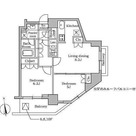 レジディア三軒茶屋 / 2LDK(53.76㎡) 部屋画像1