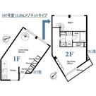 FLEG池尻(フレッグ池尻) / 1LDK(52.64㎡) 部屋画像1