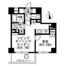 レジディア四谷三丁目 / 1LDK(35.91㎡) 部屋画像1