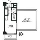 クラリッサ川崎EAST / ワンルーム(21.09㎡)R 部屋画像1