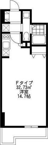 SIDE One(サイドワン) / Fタイプ(32.73㎡) 部屋画像1
