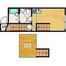 仮称)白金台2丁目計画 / 1K(19.07㎡) 部屋画像1