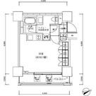 パークキューブ愛宕山タワー / ワンルーム(29.68㎡) 部屋画像1