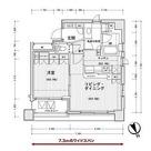 ドゥーエ銀座イーストⅡ / 1LDK(45.17㎡) 部屋画像1