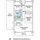 ファミルド上池台 / 3LDK(69.53㎡) 部屋画像1