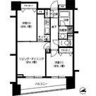 パークキューブ浅草田原町 / 2階 部屋画像1