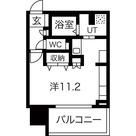 ルシェット白川公園 / ワンルーム(30.85㎡) 部屋画像1