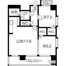 プロビデンス葵タワー / 2LDK(68.80㎡) 部屋画像1