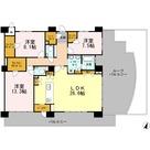 ロイヤルパークスERささしま / S-3LDK(134.54㎡) 部屋画像1