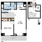 レジデンス白金コローレ(旧アパートメンツ白金コローレ) / MMタイプ 部屋画像1