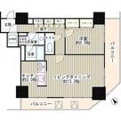 トレステージ目黒 / 1LDK(57.40㎡) 部屋画像1