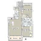 ガーデン高輪 / 2LDK(166.16㎡) 部屋画像1