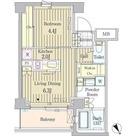 ガーデン原宿 / 1LDK(37.16㎡) 部屋画像1