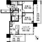 シティタワー目黒 / 2SLDK(56.31㎡) 部屋画像1