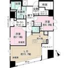 グランスイート千代田麹町 / 2LDK(83.87㎡) 部屋画像1