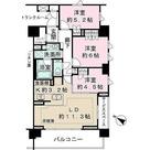 ザ・パークハウスアーバンス目黒平町 / 3LDK(70.06㎡) 部屋画像1