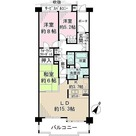 代々木デュープレックス / 3LDK(119.49㎡) 部屋画像1