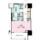 ザ・パークハウスアーバンス白金 / 1K(27.77㎡) 部屋画像1