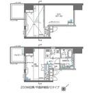 ZOOM目黒(ズーム目黒) / ワンルーム(25.79㎡) 部屋画像1