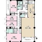 上原ガーデンズ / 4LDK(206.25㎡) 部屋画像1