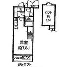 アーデン目黒通り(旧ミルーム目黒通り) / 318 部屋画像1