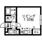 プライムアーバン洗足 / ワンルーム(20.54㎡) 部屋画像1