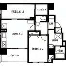 マンション八木橋 / 2DK(55.10㎡) 部屋画像1