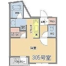 HF高輪レジデンス(旧:シングルレジデンス高輪) / 1K(30.63㎡) 部屋画像1