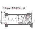 ZOOM白金高輪 / Eタイプ(26.64㎡) 部屋画像1