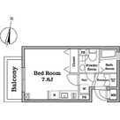 レジディア西新宿Ⅱ / ワンルーム(22.38㎡) 部屋画像1