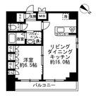 レジディア日本橋浜町 / 1LDK(50.1㎡) 部屋画像1