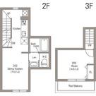 ゼニーヴ三宿 / 1LDK(36.21㎡) 部屋画像1