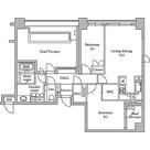 レジディア代官山 / 2LDK(72.01㎡) 部屋画像1