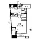 パレステュディオ神楽坂CityTower / 3階 部屋画像1