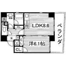 Brio武蔵小山(ブリオ武蔵小山) / 501 部屋画像1
