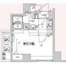 ディアレイシャス新宿中落合 / 1K(25.68㎡) 部屋画像1