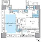 パークアクシス月島マチュアスタイル / 1LDK(40.72㎡) 部屋画像1