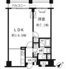 ルシマン月島 / Fタイプ(52.63㎡) 部屋画像1