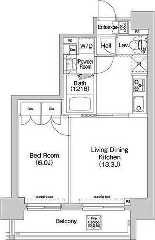 コンフォリア三田EAST / 1LDK(42.31㎡) 部屋画像1
