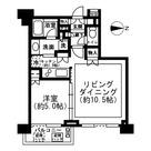レジディア新宿イーストⅡ / 1LDK(40.3㎡) 部屋画像1