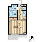 KDXレジデンス雪谷大塚 / 1K(20.59㎡) 部屋画像1