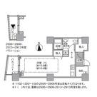 ラ・トゥール汐留 / 1K(45.21㎡) 部屋画像1