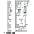 パークアクシス押上サウス / 1K(25.49㎡) 部屋画像1