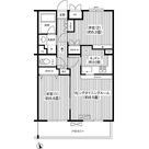 ステラメゾン下北沢 / 2LDK(50.68㎡) 部屋画像1
