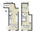 レピア大岡山 (北千束3) / 2LDK(47.14㎡) 部屋画像1