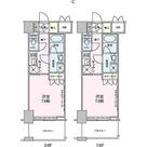 ロイジェントパークス赤坂 / 1K(27.38㎡) 部屋画像1