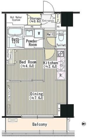 グランドゥール代々木大山 / 1DK(37.80㎡) 部屋画像1