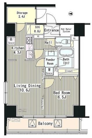 グランドゥール代々木大山 / 1LDK(54.90㎡) 部屋画像1
