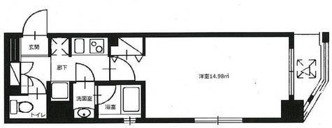 クレジデンス西台 / 1K(27.11㎡)E 部屋画像1
